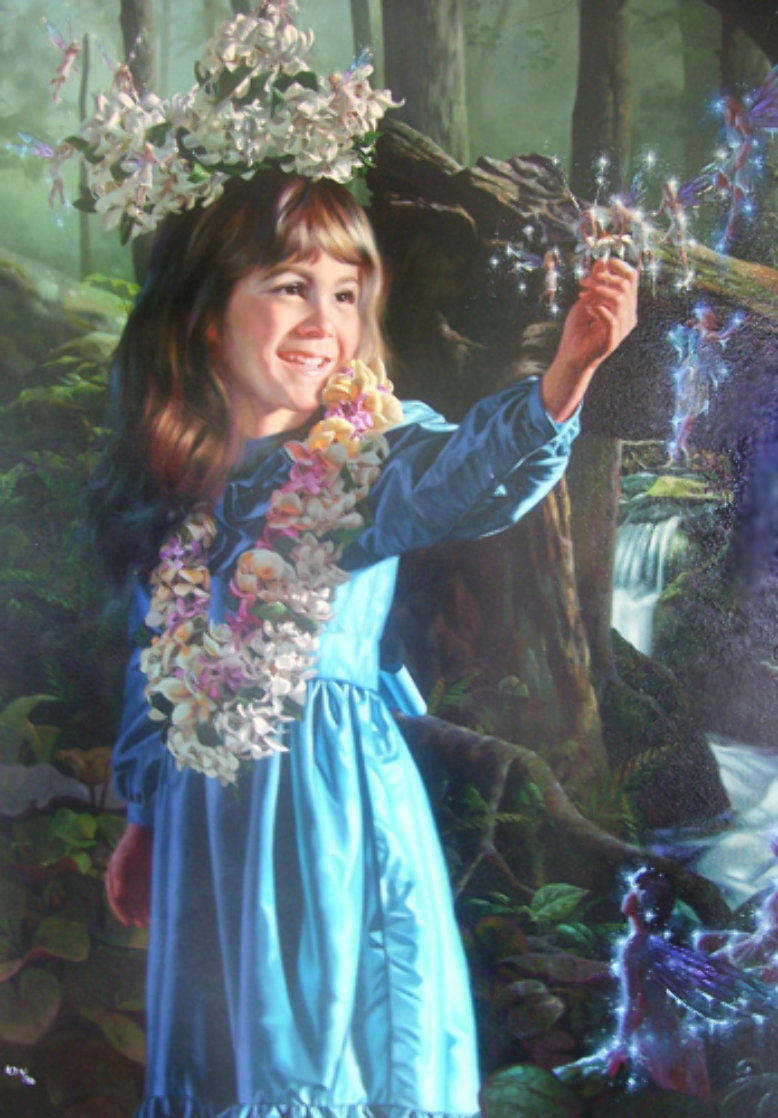 Magic Lei 1997 Limited Edition Print by Bob Byerley