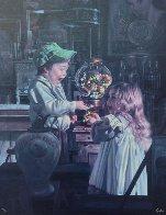 Jackpot 1993 Limited Edition Print by Bob Byerley - 1