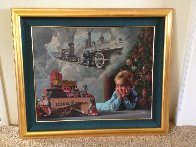 General 2002 Limited Edition Print by Bob Byerley - 5