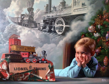 General 2002 Limited Edition Print by Bob Byerley