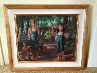 Summer Snapshot 1996 Limited Edition Print by Bob Byerley - 1