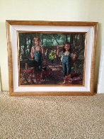 Summer Snapshot 1996 Limited Edition Print by Bob Byerley - 2