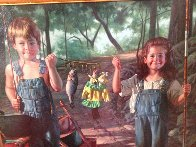 Summer Snapshot 1996 Limited Edition Print by Bob Byerley - 3