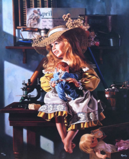 Monday Thru Sunday 1994 Limited Edition Print by Bob Byerley