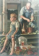 Greatest Story Teller Limited Edition Print by Bob Byerley - 1