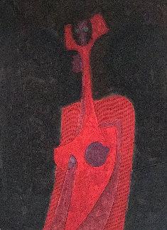 Rosa 1989 Limited Edition Print - Byron Galvez