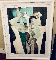 Thinker 1991 Limited Edition Print by Byron Galvez - 1