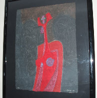 Rosa 1989 Limited Edition Print by Byron Galvez - 1