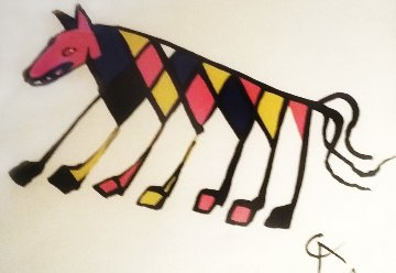 Beastie 1974 Limited Edition Print - Alexander Calder