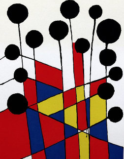 Shuttle II Limited Edition Print by Alexander Calder