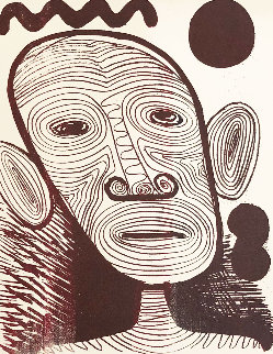 Untitled Lithograph Limited Edition Print - Alexander Calder