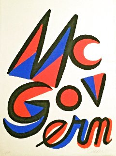 McGovern 1975 Limited Edition Print - Alexander Calder