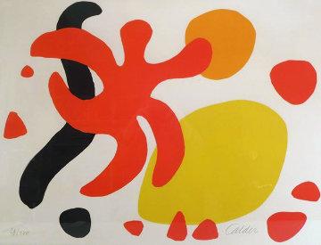 Les Etoiles Limited Edition Print - Alexander Calder