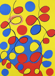 Tapestry 1970 Limited Edition Print by Alexander Calder