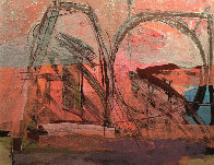 Petra Tapestry 55x74 Huge Tapestry by Calman Shemi - 0