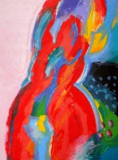 Woman 1987 Limited Edition Print by Calman Shemi