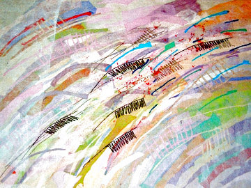 Dense Foliage Tapestry 57x79  Huge Tapestry - Calman Shemi