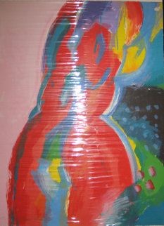 Woman Limited Edition Print - Calman Shemi