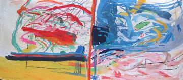 Fiesta Tapestry 47x64 Tapestry by Calman Shemi