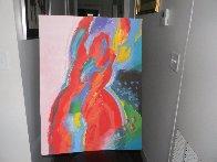 Woman Limited Edition Print by Calman Shemi - 1