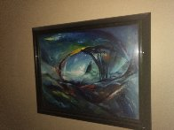 Avalon 1991 Embellished Limited Edition Print by Dario Campanile - 2