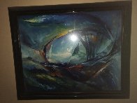 Avalon 1991 Embellished Limited Edition Print by Dario Campanile - 1