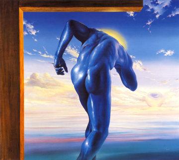 Nuovo Christo 2002 Limited Edition Print by Dario Campanile