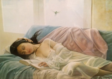 Dreaming of a Soulmate 1991 Limited Edition Print by Dario Campanile