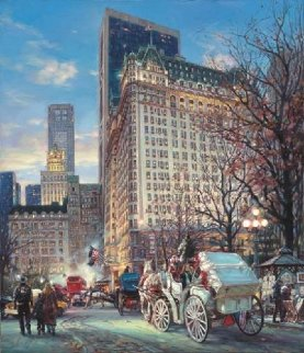 Heartbeat of New York AP 2006 Limited Edition Print by Cao Yong