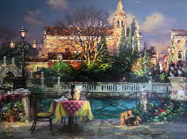 Pleasant Day 2000 Limited Edition Print by Cao Yong