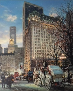 Heartbeat of New York Limited Edition Print - Cao Yong