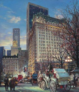 Heartbeat of New York Limited Edition Print by Cao Yong