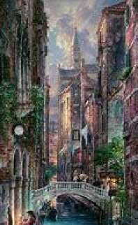 Deja-Vu of Venice Limited Edition Print by Cao Yong