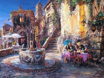 Mediterranean Sunrise 2004 Limited Edition Print by Cao Yong