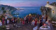 Catalina, My Love  2013 Embellished Limited Edition Print by Cao Yong - 0