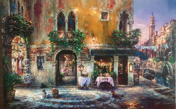 Evenings in Venice 2002 Limited Edition Print - Cao Yong
