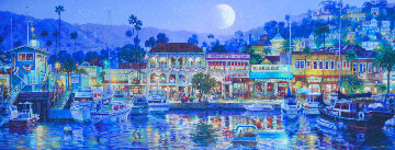 Avalon Bay Limited Edition Print - Cao Yong