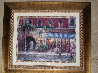 Venice Nights, and Day of Love (Set of 2 Prints) Embellished Limited Edition Print by Cao Yong - 2