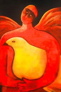 Protector 1998 Limited Edition Print - Carole Laroche
