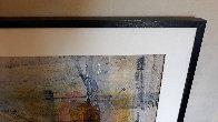 Poema Al Sol 2006 42x61 Huge Works on Paper (not prints) by Antonio Carreno - 3
