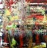 Solstice 2018 13x15 Original Painting by Antonio Carreno - 0
