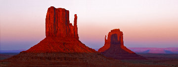 Shadow Dance  Huge Panorama - William Carr