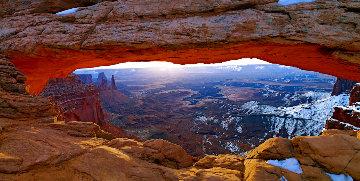 God's Eye Huge 1.5M Panorama - William Carr
