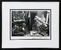 Henri Matisse, Vence, France Limited Edition Print by Henri Cartier-Bresson - 1