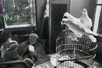 Henri Matisse, Vence, France Limited Edition Print - Henri Cartier-Bresson