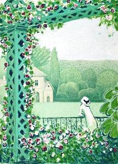 La Veranda Limited Edition Print - Jeanne Pierre Cassigneul