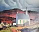 Northern Church AP Limited Edition Print by A.J. Casson - 5