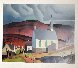 Northern Church AP Limited Edition Print by A.J. Casson - 1