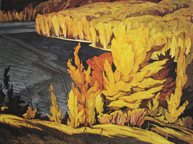 Bay of Lake Batiste 1980 Limited Edition Print by A.J. Casson