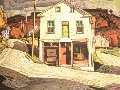 Old Store in Salem  Limited Edition Print - A.J. Casson